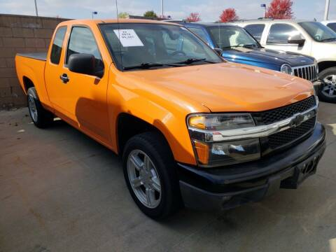 2012 Chevrolet Colorado for sale at Sarpy County Motors in Springfield NE