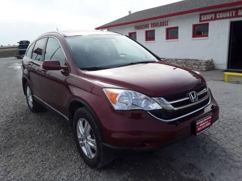 2011 Honda CR-V for sale at Sarpy County Motors in Springfield NE