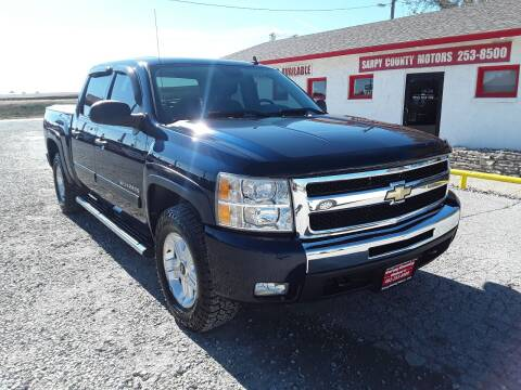 2010 Chevrolet Silverado 1500 for sale at Sarpy County Motors in Springfield NE