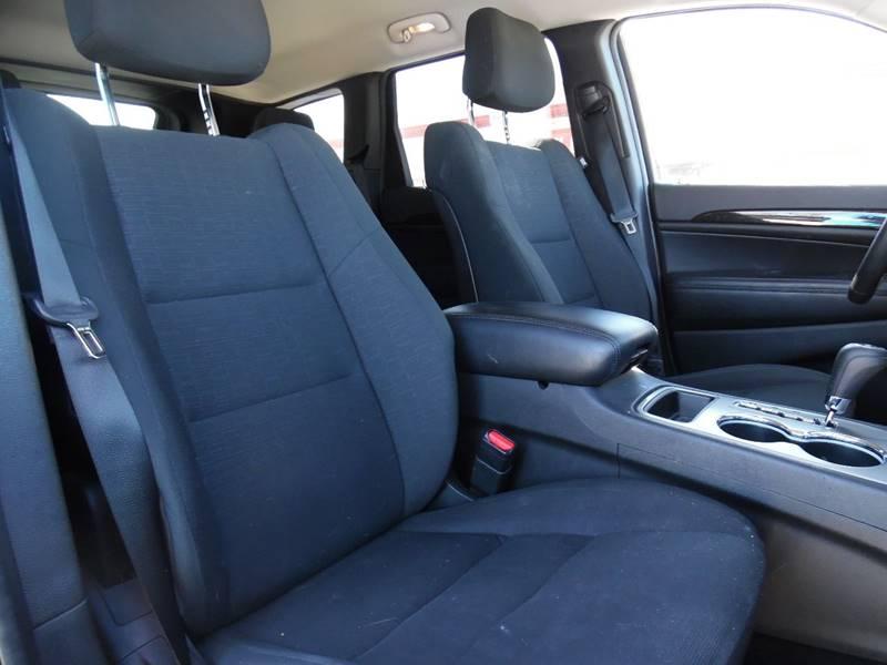 2012 Jeep Grand Cherokee 4x4 Laredo 4dr SUV - Springfield NE