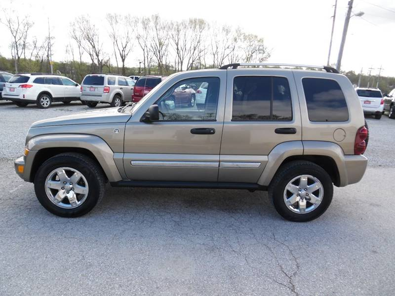2006 Jeep Liberty Limited 4dr SUV 4WD - Springfield NE