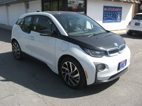 Bmw Used Cars Used Electric Cars For Sale Bountiful Autobahn Motors
