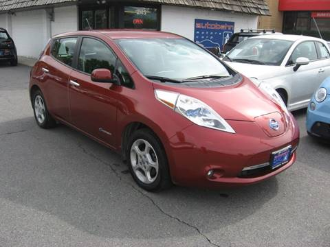 2014 Nissan Leaf For Sale In Colorado Springs Co Carsforsale