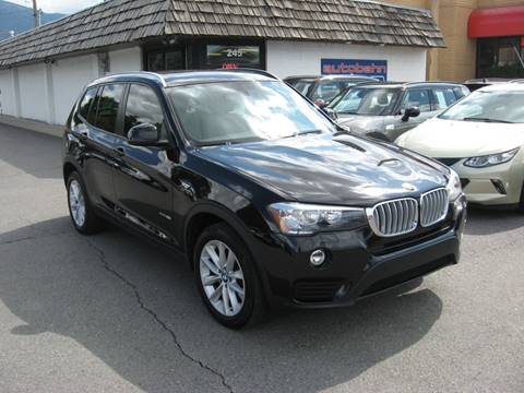 2017 BMW X3 for sale in Bountiful, UT