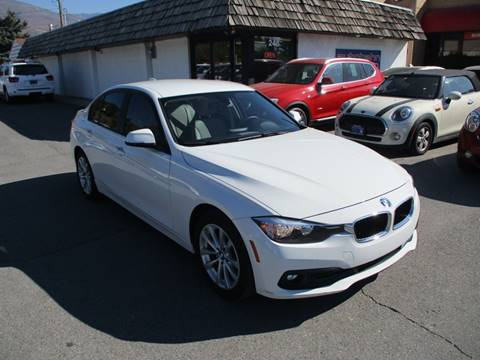 2016 BMW 3 Series for sale in Bountiful, UT