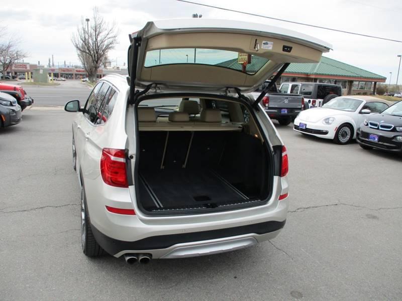 2017 BMW X3 xDrive28i (image 19)
