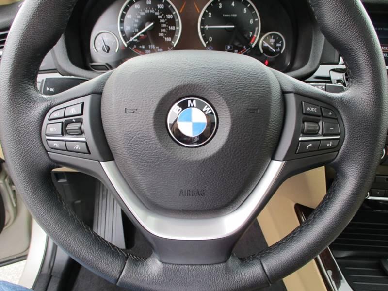 2017 BMW X3 xDrive28i (image 27)