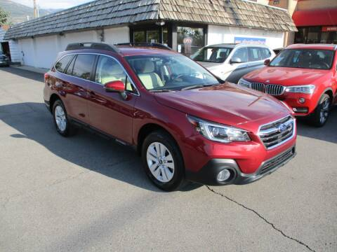 2019 Subaru Outback for sale at Autobahn Motors Corp in Bountiful UT