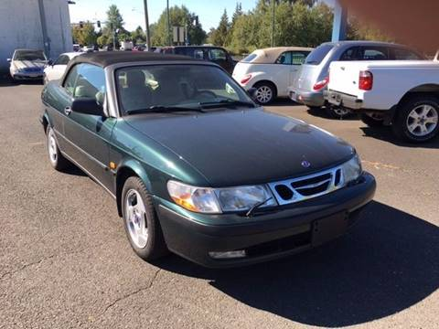 1999 Saab 9-3 for sale in Keizer, OR