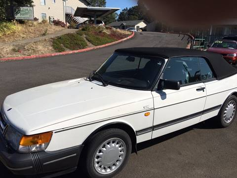 1991 Saab 900 for sale in Keizer, OR