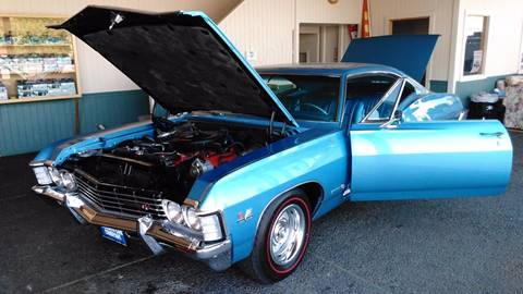 1967 Chevrolet SS396 for sale in Keizer, OR