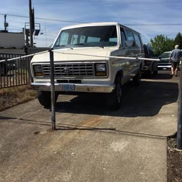 1988 Ford E-350