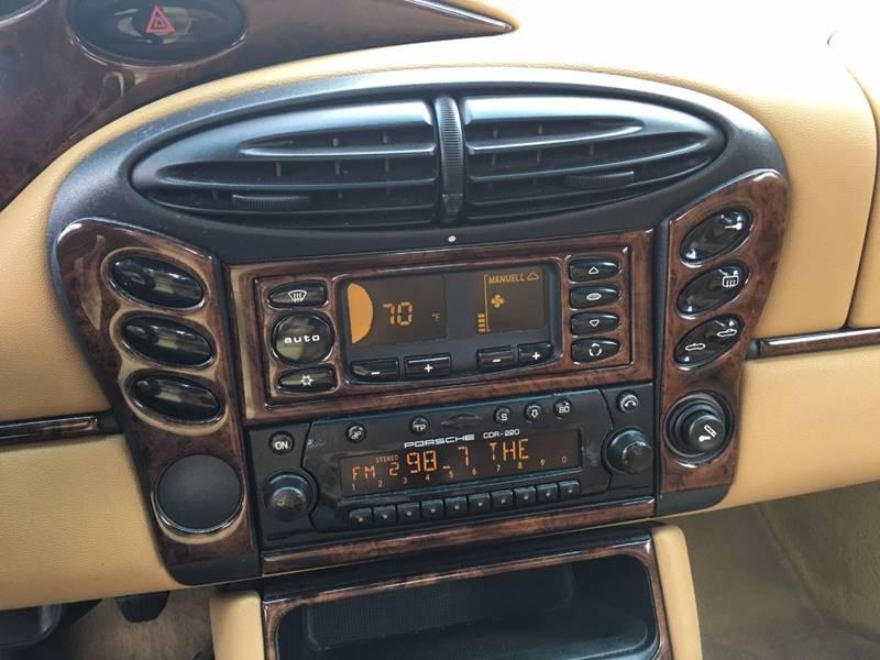 1999 Porsche Boxster 2dr Convertible - Keizer OR