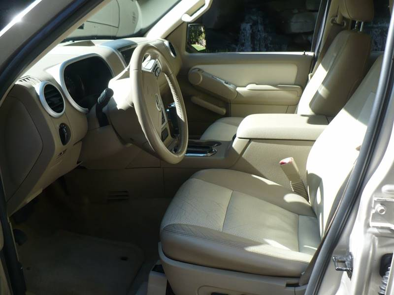 2007 Mercury Mountaineer AWD 4dr SUV - Keizer OR
