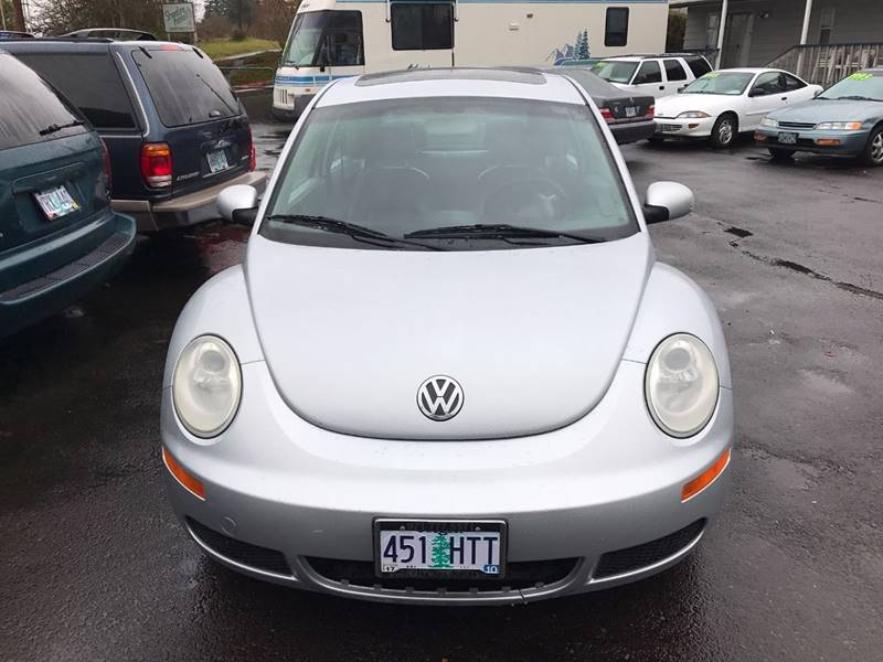 2007 Volkswagen New Beetle 2.5 2dr Hatchback (2.5L I5 6A) - Keizer OR