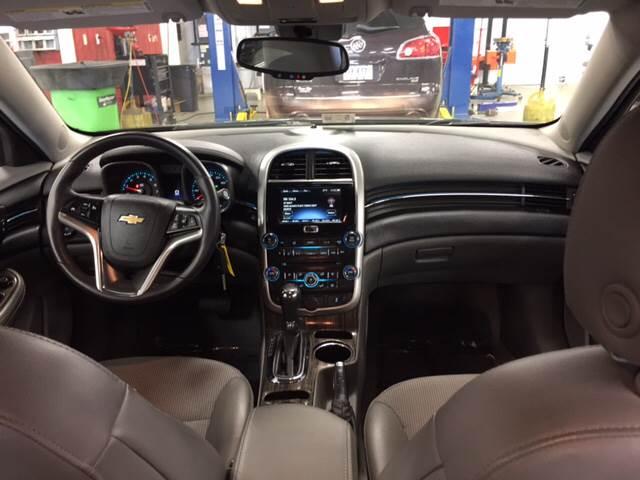 2015 Chevrolet Malibu LT 4dr Sedan w/2LT - Kilmarnock VA