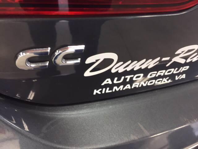 2011 Volkswagen CC Sport PZEV 4dr Sedan 6A - Kilmarnock VA