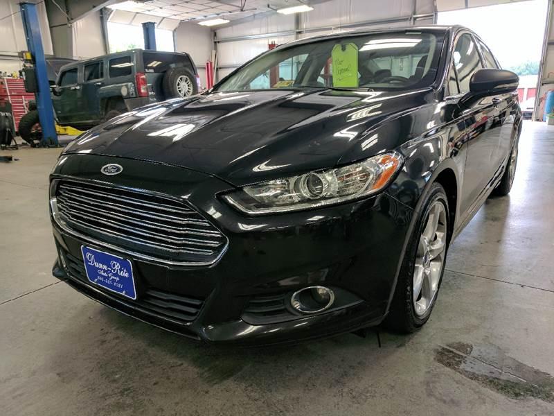 2013 Ford Fusion SE 4dr Sedan - Kilmarnock VA