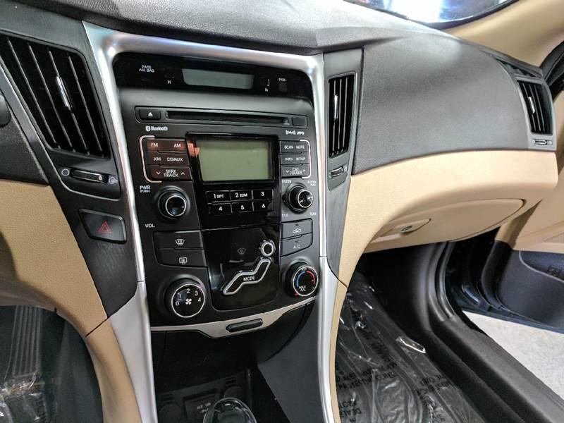 2011 Hyundai Sonata GLS 4dr Sedan - Kilmarnock VA