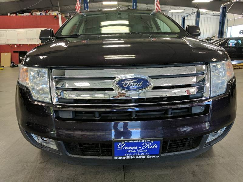 2007 Ford Edge AWD SEL Plus 4dr Crossover - Kilmarnock VA