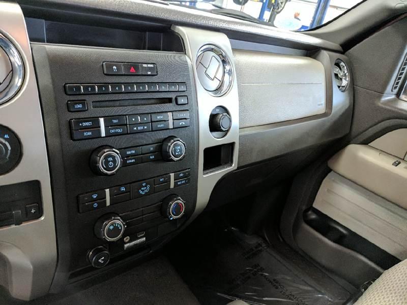 2010 Ford F-150 4x4 XLT 4dr SuperCab Styleside 6.5 ft. SB - Kilmarnock VA