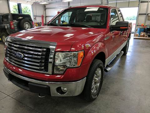 2010 Ford F-150 for sale at Dunn-Rite Auto Group in Kilmarnock VA