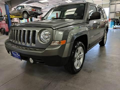 2012 Jeep Patriot for sale at Dunn-Rite Auto Group in Kilmarnock VA