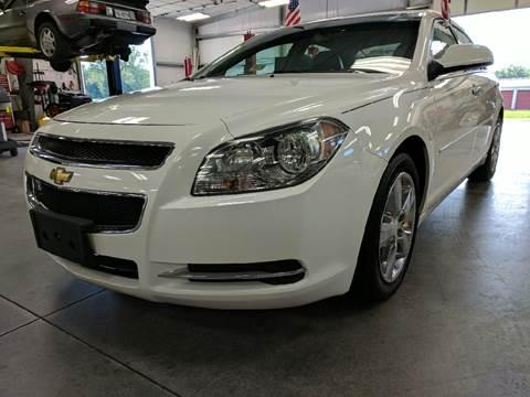 2012 Chevrolet Malibu for sale at Dunn-Rite Auto Group in Kilmarnock VA
