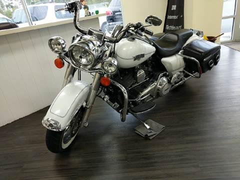 2012 Harley-Davidson Road King 103 for sale in Kilmarnock, VA