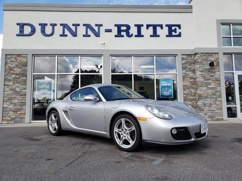 2009 Porsche Cayman for sale in Kilmarnock, VA