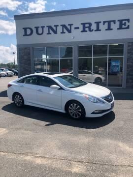 2014 Hyundai Sonata for sale at Dunn-Rite Auto Group in Kilmarnock VA