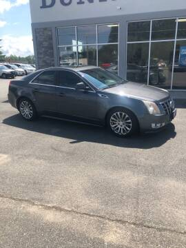 2012 Cadillac CTS for sale at Dunn-Rite Auto Group in Kilmarnock VA