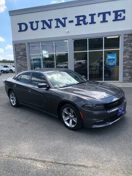 2015 Dodge Charger for sale at Dunn-Rite Auto Group in Kilmarnock VA