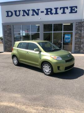 2009 Scion xD for sale at Dunn-Rite Auto Group in Kilmarnock VA