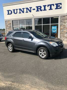 2010 Chevrolet Equinox for sale at Dunn-Rite Auto Group in Kilmarnock VA
