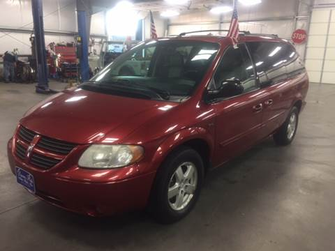 2007 Dodge Grand Caravan for sale at Dunn-Rite Auto Group in Kilmarnock VA