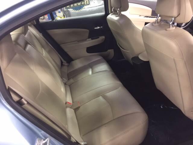 2012 Chrysler 200 Limited 4dr Sedan - Kilmarnock VA