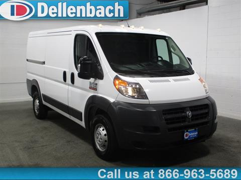 2017 ram promaster cargo for sale in colorado