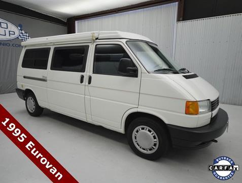 1995 Volkswagen EuroVan for sale in San Antonio, TX