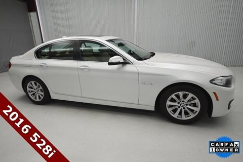 2016 BMW 5 Series for sale in San Antonio, TX