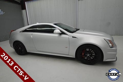 2013 Cadillac CTS-V for sale in San Antonio, TX