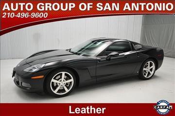 2009 Chevrolet Corvette for sale in San Antonio, TX