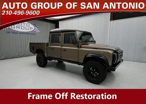 1997 Land Rover Defender for sale in San Antonio, TX