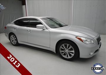 2013 Infiniti M37 for sale in San Antonio, TX
