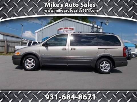 2001 Pontiac Montana for sale in Shelbyville, TN