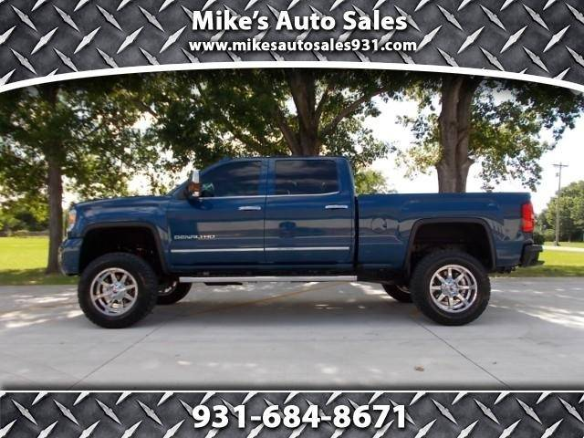 2016 GMC Sierra 2500HD for sale at Mike's Auto Sales in Shelbyville TN