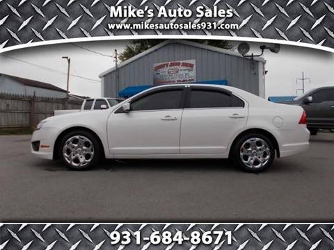 2011 Ford Fusion for sale in Shelbyville, TN