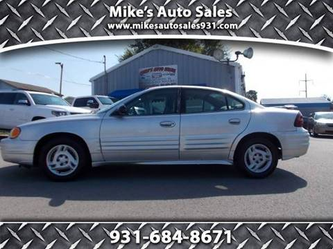 2002 Pontiac Grand Am for sale in Shelbyville, TN