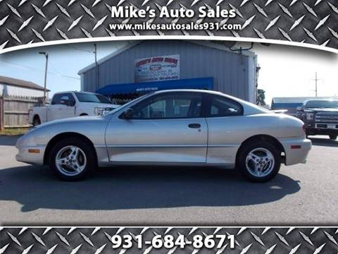 2005 Pontiac Sunfire for sale in Shelbyville, TN