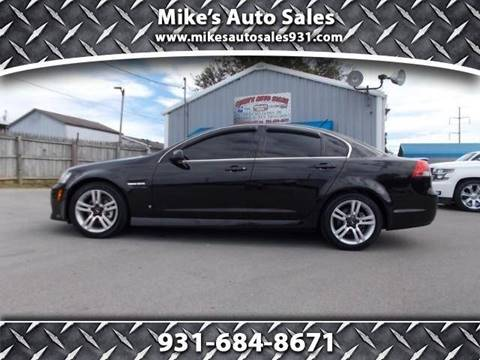 2009 Pontiac G8 for sale in Shelbyville, TN